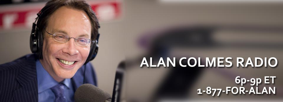 Alan ColmesRadio