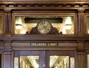The Speaker's Lobby