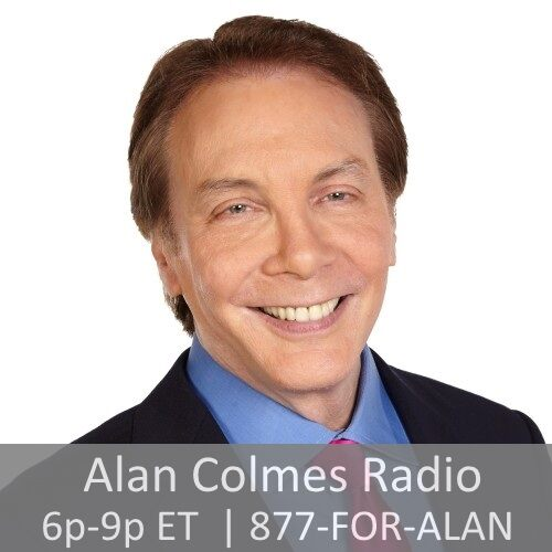 Alan Colmes Show Banner Image