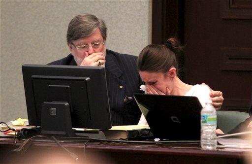 Casey Anthony - Trial Audio - Day 12 - Complete