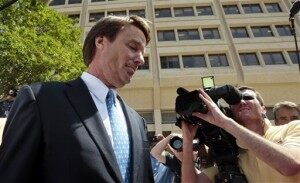 Candidate Crime? Edwards Indicted in Cover Up