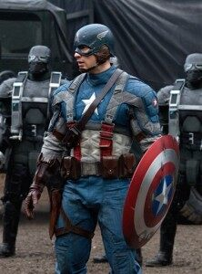 Captain America: Going Global