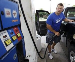 Gas Prices Rising, Again