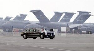 Securing America: Obama Pays Respects As Helicopter Crash Soldiers Return