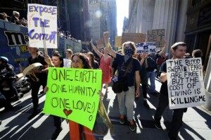 #OccupyWallStreet Grows, Politicians Weigh In