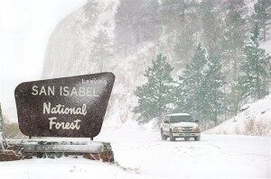 Ready Your Snowblowers! Early Snow Hits Colorado and Wyoming