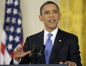 Pres Obama Holds News Conference On Jobs Bill [VIDEO]