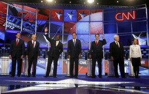 The Main Event: Republican Presidential Hopefuls Square off in Vegas