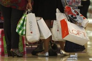 Blackest Friday: Shoppers Spending in Stores, Will Cyber Monday Be Next? [VIDEO]