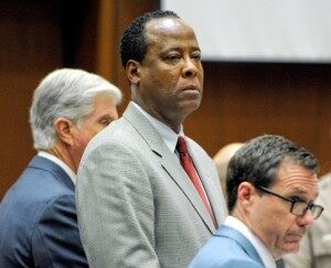 Jury Deliberates Dr Conrad Murray's Fate