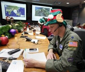 NORAD Gears Up to Track Santa Claus
