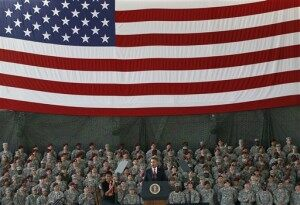 Out of Iraq: President Thanks Troops, Marks End of War