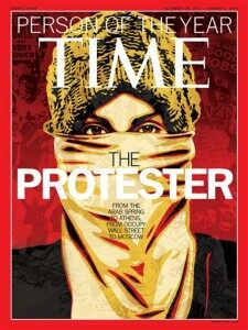 TIME Magazine's Person of the Year: The Protester