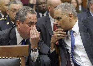 Holder Grilled On Fast & Furious