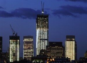 80-Story World Trade Center Tower Cut To 7 Stories