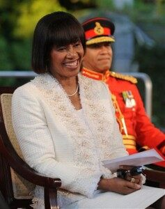 Shrinking Empire: Jamaica Dropping the English Queen?