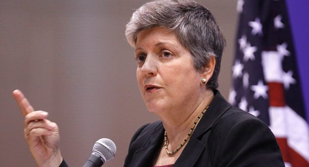 FOX News Radio's Jill Nado has more from Washington as part of our on going series on National Security: - Napolitano