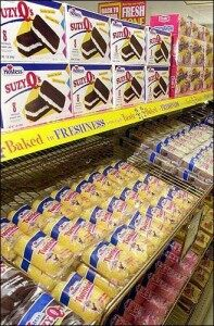 Twinkie The Kid Is Broke: Hostess Files For Bankruptcy [VIDEO]
