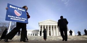 U.S. Supreme Court Hears TX Redistricting Arguments