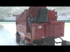 MN Man Gets DUI For Driving Zamboni Plowed