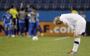 U.S. Soccer Eliminated From Olympics Before They Ever Begin