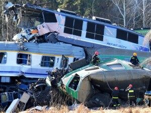 Trains Collide Head-On in Poland, At Least 16 Dead Including American ...