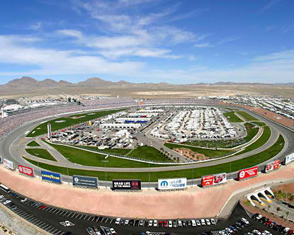 fox in the fast lane kobalt tools 400 las vegas fox