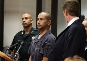 George Zimmerman Makes First Court Appearance In Trayvon Martin Case [VIDEO]