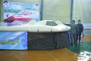 Securing America: Iran Claims to Gather Info From Downed Drone