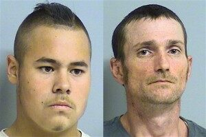 2 Arrested After OK Shooting Spree