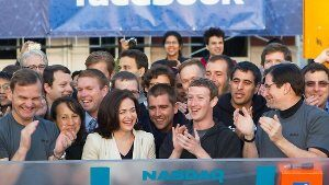 Facebook IPO Day One: Thumbs Up?