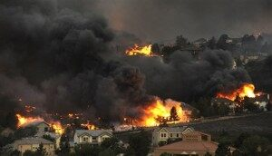 Tens of thousands of people in Colorado ordered to evacuate because of ...