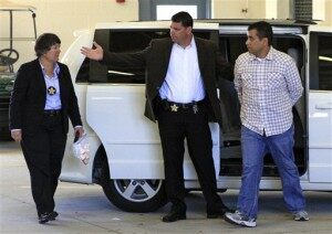 Zimmerman Returns to Jail