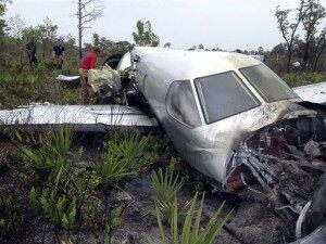 KS Family Dies in Plane Crash in FL Swamp