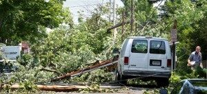 Storms Wreak Havoc From Midwest to East Coast [VIDEO]