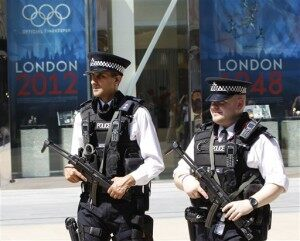 London Readies For The Olympics