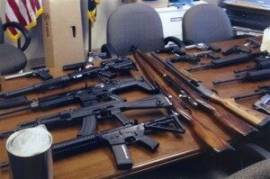 MD Man Arrested In Mass Shooting Plot