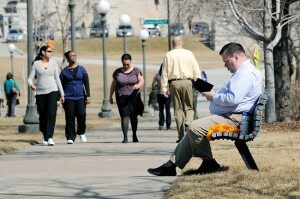 Housecall For Health: Active Lunch Breaks