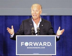 Biden Vs. Romney: Fighting Words on the Campaign Trail