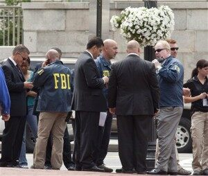 FBI Investigates Family Research Council Shooting [VIDEO]