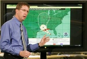 Isaac's Path Points To New Orleans and Gulf Coast [VIDEO]