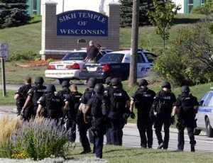Gunman ID'd in WI Sikh Temple Shooting [VIDEO]