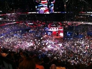 American Dispatch: The RNC Bash And All Those Darn Balloons