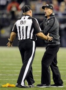 Players Call For NFL to Reach Deal With Refs