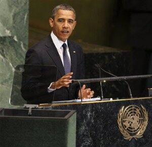 Obama Addresses UN General Assembly [VIDEO]