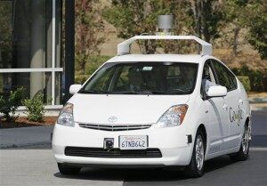 Driverless Cars Become Part of Law in CA