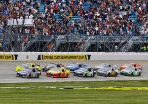 FOX in the Fast Lane: GEICO 400