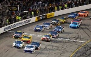 FOX in the Fast Lane: Federated Auto Parts 400 (Richmond)