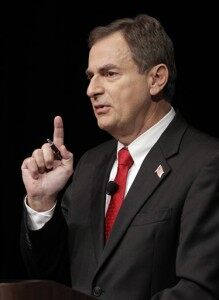 IN GOP Senate Candidate Under Fire For Rape Comments