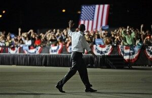 American Dispatch: On The Campaign Trail With Obama